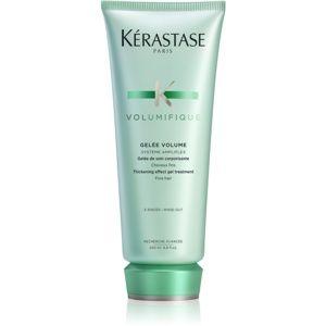 Kérastase Volumifique Gelée Volume gélový kondicionér pre jemné vlasy bez objemu 200 ml