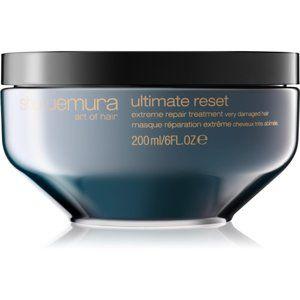 Shu Uemura Ultimate Reset maska pre veľmi poškodené vlasy 200 ml