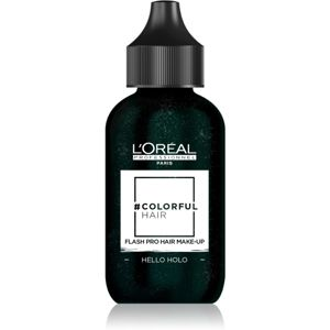 L'Oréal Professionnel Colorful Hair Pro Hair Make-up jednodenný vlasový make-up odtieň Hello Holo 60 ml