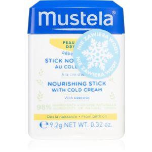Mustela Bébé Hydra Stick ochranná hydratačná tyčinka pre deti od narodenia 9,2 g