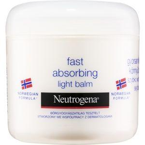 Neutrogena Norwegian Formula® Deep Moisture rýchlo sa vstrebávajúci telový balzam 300 ml