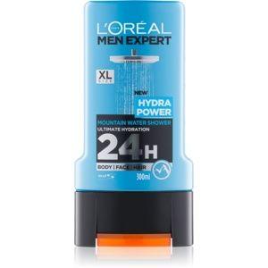 L'Oréal Paris Men Expert Hydra Power sprchový gél