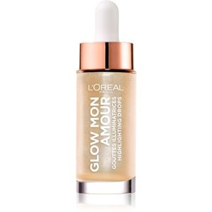 L'Oréal Paris Wake Up & Glow Glow Mon Amour rozjasňovač odtieň 01 Sparkling Love 15 ml