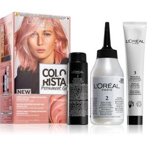 L'Oréal Paris Colorista Permanent permanentná farba na vlasy odtieň Rose Gold