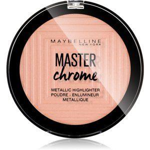Maybelline Master Chrome rozjasňovač