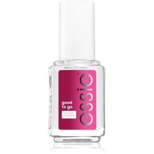 Essie Good To Go rýchloschnúci vrchný lak 13,5 ml