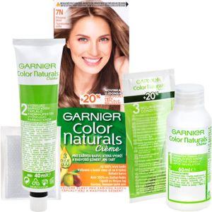 Garnier Color Naturals Creme farba na vlasy odtieň 7N Nude Blond