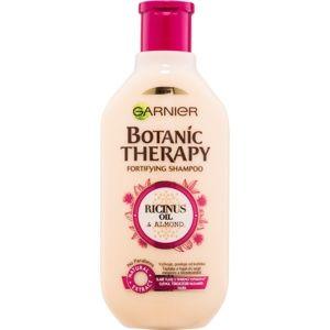Garnier Botanic Therapy Ricinus Oil posilňujúci šampón pre slabé vlasy s tendenciou vypadávať 400 ml