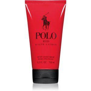 Ralph Lauren Polo Red balzám po holení pre mužov 150 ml