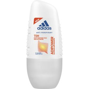 Adidas Adipower dezodorant roll-on pre ženy 50 ml