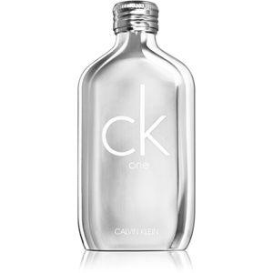 Calvin Klein CK One Platinum Edition toaletná voda unisex 50 ml