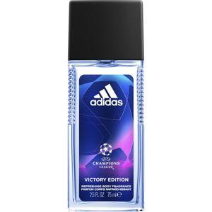 Adidas UEFA Champions League Victory Edition dezodorant v spreji pre mužov 75 ml