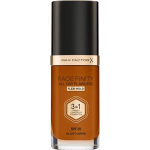 Max Factor Facefinity All Day Flawless make-up 3v1 odtieň 94 Soft Copper 30 ml