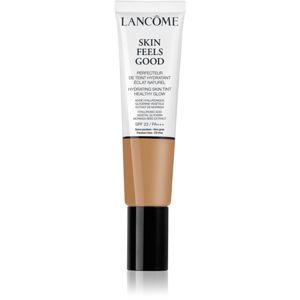 Lancôme Skin Feels Good make-up pre prirodzený vzhľad s hydratačným účinkom odtieň 08N Sweet Honey 32 ml