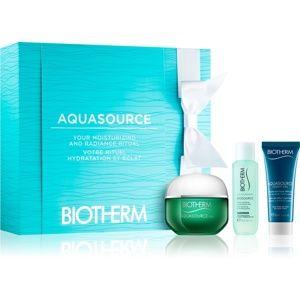 Biotherm Aquasource kozmetická sada X.