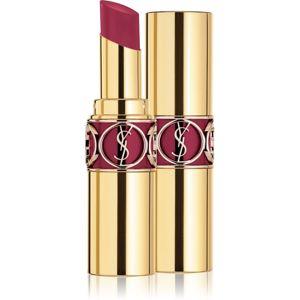 Yves Saint Laurent Rouge Volupté Shine Oil-In-Stick hydratačný rúž odtieň 90 Plum Tunique 3,2 g