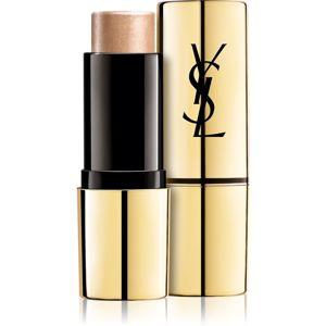 Yves Saint Laurent Touche Éclat Shimmer Stick krémový rozjasňovač v tyčinke odtieň 4 Bronze 9 g