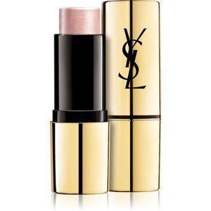 Yves Saint Laurent Touche Éclat Shimmer Stick krémový rozjasňovač v tyčinke odtieň 2 Light Rose 9 g