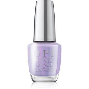 OPI Infinite Shine 2 Limited Edition lak na nechty odtieň Galleria Vittorio Violet 15 ml