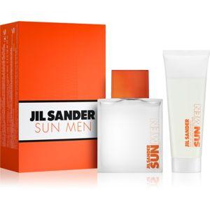 Jil Sander Sun Men darčeková sada I. pre mužov