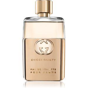 Gucci Guilty Pour Femme 2021 toaletná voda pre ženy 50 ml
