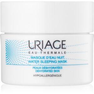 Uriage Eau Thermale intenzívne hydratačná pleťová maska na noc