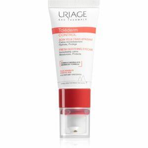 Uriage Toléderm Control Fresh Soothing Eyecare hydratačný a ukľudňujúci krém na očné okolie 15 ml