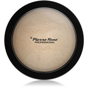 Pierre René Face Highlighting Powder kompaktný púdrový rozjasňovač