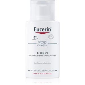 Eucerin AtopiControl telové mlieko pre suchú pokožku so sklonom k svrbeniu 100 ml
