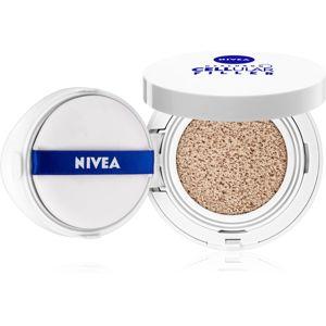 Nivea Hyaluron Cellular Filler make-up v hubke 3v1 odtieň 02 Medium 15 g