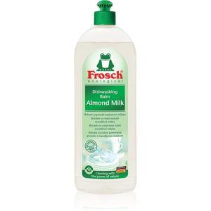 Frosch Mandlové mléko prostriedok na umývanie riadu 750 ml