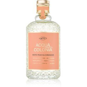4711 Acqua Colonia White Peach & Coriander kolínska voda unisex 170 ml
