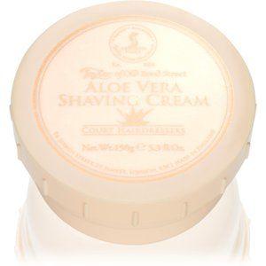 Taylor of Old Bond Street Aloe Vera krém na holenie 150 g