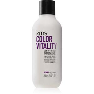 KMS California Color Vitality vyživujúci kondicionér pre farbené vlasy 250 ml