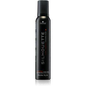 Schwarzkopf Professional Silhouette Super Hold pena na vlasy silné spevnenie 200 ml