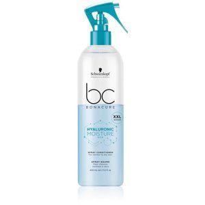 Schwarzkopf Professional BC Bonacure Hyaluronic Moisture Kick hydratačný kondicionér v spreji pre normálne až suché vlasy 400 ml