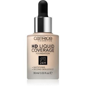 Catrice HD Liquid Coverage make-up odtieň 005 Ivory Beige