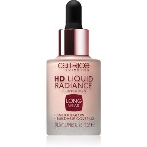 Catrice HD Liquid Radiance rozjasňujúci make-up odtieň 005 Ivory Beige 28,5 ml