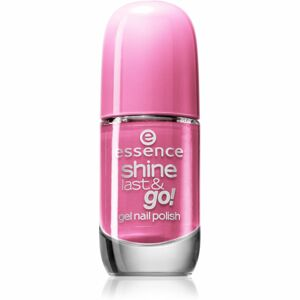Essence Shine Last & Go! gélový lak na nechty odtieň 75 Cotton Candy Love 8 ml