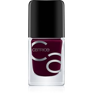 Catrice ICONails lak na nechty odtieň 036 Ready To Grape Off! 10,5 ml