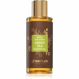 Greenum Green Tea upokojujúci sprchový olej 150 ml