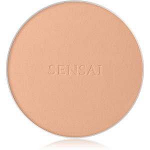 Sensai Total Finish púdrový make-up náhradná náplň odtieň TF 203 Natural Beige, SPF 10 11 g
