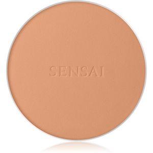 Sensai Total Finish púdrový make-up náhradná náplň odtieň TF 205 Topaz Beige, SPF 10 11 g