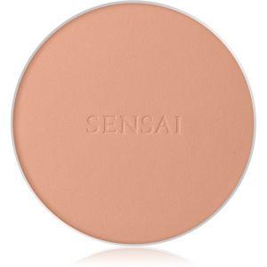 Sensai Total Finish púdrový make-up náhradná náplň odtieň TF 206 Golden Dune, SPF 10 11 g