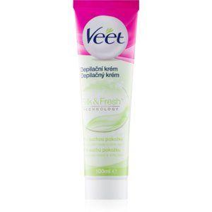 Veet Depilatory Cream depilačný krém pre suchú pokožku