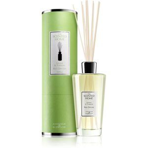 Ashleigh & Burwood London The Scented Home Jasmine & Tuberose aróma difúzor s náplňou 500 ml