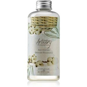 Ashleigh & Burwood London Artistry Collection Soft Cotton náplň do aróma difuzérov 180 ml