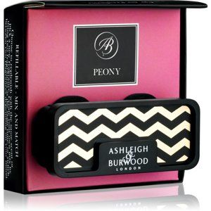 Ashleigh & Burwood London Car Peony vôňa do auta clip