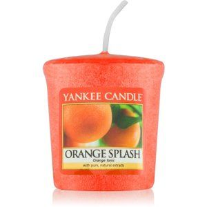 Yankee Candle Orange Splash votívna sviečka 49 g