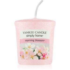 Yankee Candle Morning Blossom votívna sviečka 49 g